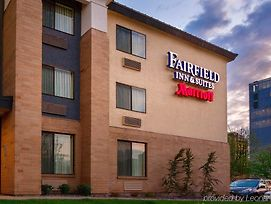 Fairfield Inn And Suites By Marriott Salt Lake City Downtown photos Exterior