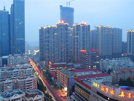Qingdao Ming Yu Holiday Apartment photos Exterior