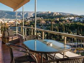 Virgo - Loft With Spectacular View To Acropolis photos Exterior