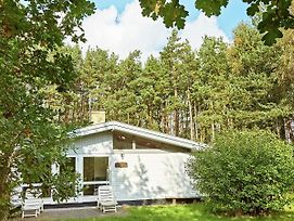 Three-Bedroom Holiday Home In Aakirkeby 5 photos Exterior