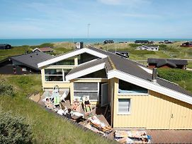 Four Bedroom Holiday Home In Hjorring 10 photos Exterior