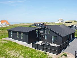 Four Bedroom Holiday Home In Lokken 19 photos Exterior