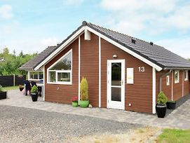 Three-Bedroom Holiday Home In Hemmet 55 photos Exterior