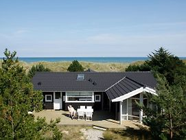 Three-Bedroom Holiday Home In Jerup 8 photos Exterior