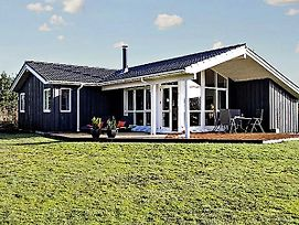 Three-Bedroom Holiday Home In Ansager 10 photos Exterior