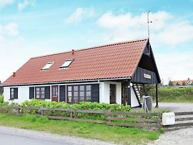 Three-Bedroom Holiday Home In Glesborg 48 photos Exterior