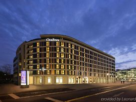 Citadines City Centre Frankfurt photos Exterior