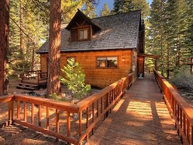 Jerves Tahoe Vacation Cabin photos Exterior
