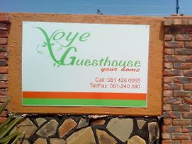 Yoye Guesthouse photos Exterior