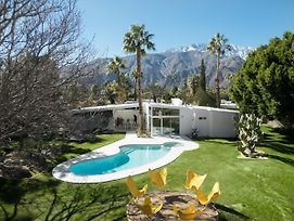 3Br/2Ba Designed By Palmer/Krise In Palm Springs photos Exterior