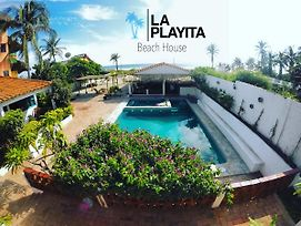 La Playita Beach House photos Exterior
