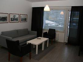 City Apartments Turku - 1 Bedroom Apartment With Private Sauna photos Exterior