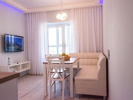 The Best Apartment In Kiev Blue photos Exterior