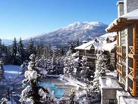 The Blackcomb Springs Suites At Whistler photos Exterior