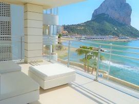 Baupres Luxurious Front Line Apartment In Calpe photos Exterior