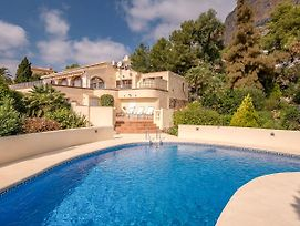 Splendid Villa In Javea Spain With Mountain View photos Exterior
