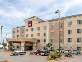 Comfort Suites Lawton Near Fort Sill photos Exterior