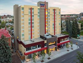 Fairfield Inn & Suites Calgary Downtown photos Exterior