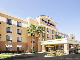 Springhill Suites By Marriott Fresno photos Exterior