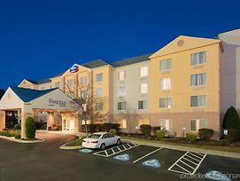Fairfield Inn By Marriott Columbia Northwest photos Exterior