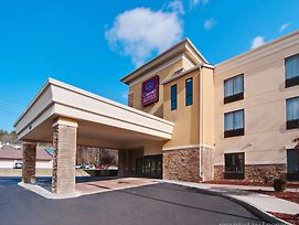 Comfort Suites Salem-Roanoke I-81 photos Exterior