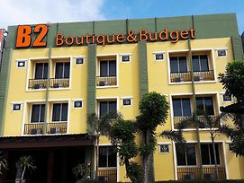 B2 Buriram Boutique & Budget Hotel photos Exterior