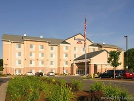 Fairfield Inn Lexington Park Patuxent River Naval Air Station photos Exterior