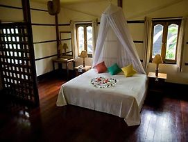 Mrauk Oo Princess Resort photos Exterior