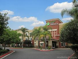 Extended Stay America Orange County Cypress photos Exterior