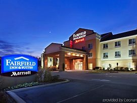 Fairfield Inn & Suites By Marriott Chattanooga So/East Ridge photos Exterior