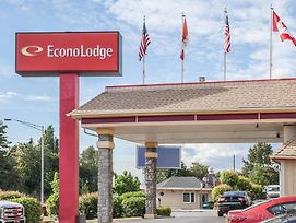 Econo Lodge Seatac Airport North photos Exterior