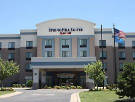 Springhill Suites By Marriott Oklahoma City Airport photos Exterior