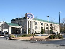 Hampton Inn Atlanta Woodstock photos Exterior