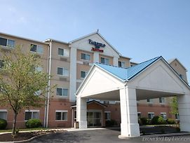 Fairfield Inn By Marriott Deptford photos Exterior