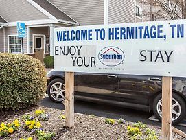 Suburban Extended Stay Hermitage photos Exterior