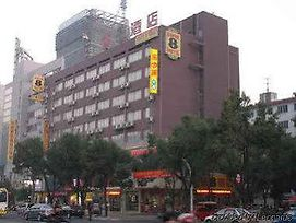 Super 8 Hotel Jinhua He Yi photos Exterior