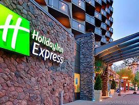 Holiday Inn Express Edmonton Downtown photos Exterior