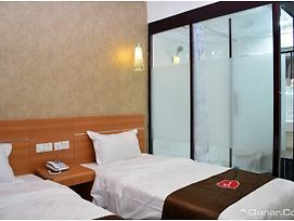 Thank Inn Plus Hotel Henan Luoyang Wangcheng Avenue photos Exterior