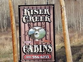 Kiser Creek Cabins photos Exterior