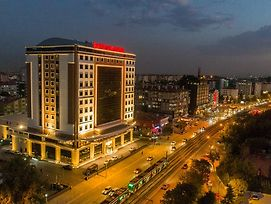 Bayir Diamond Hotel & Convention Center Konya photos Exterior