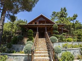Ricky Chalet Near Troodos photos Exterior