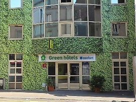 Green Hotels Paris 13 (Adults Only) photos Exterior