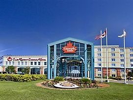 Canad Inns Destination Centre Club Regent Casino Hotel photos Exterior