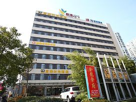 Fx Hotel Shanghai At Liuying Road photos Exterior