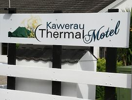 Kawerau Thermal Motel photos Exterior