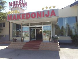Motel Makedonija photos Exterior