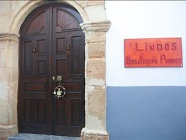 Lindos Boutique Rooms Adults Only photos Exterior