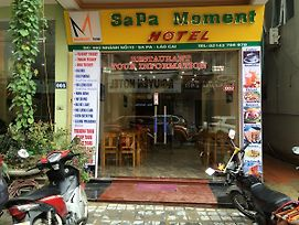 Sapa Moment Hotel photos Exterior