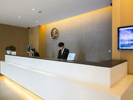 Ji Hotel Hangzhou West Lake Hubin Road photos Exterior