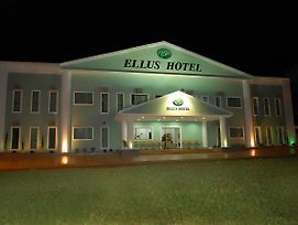 Ellus Hotel photos Exterior